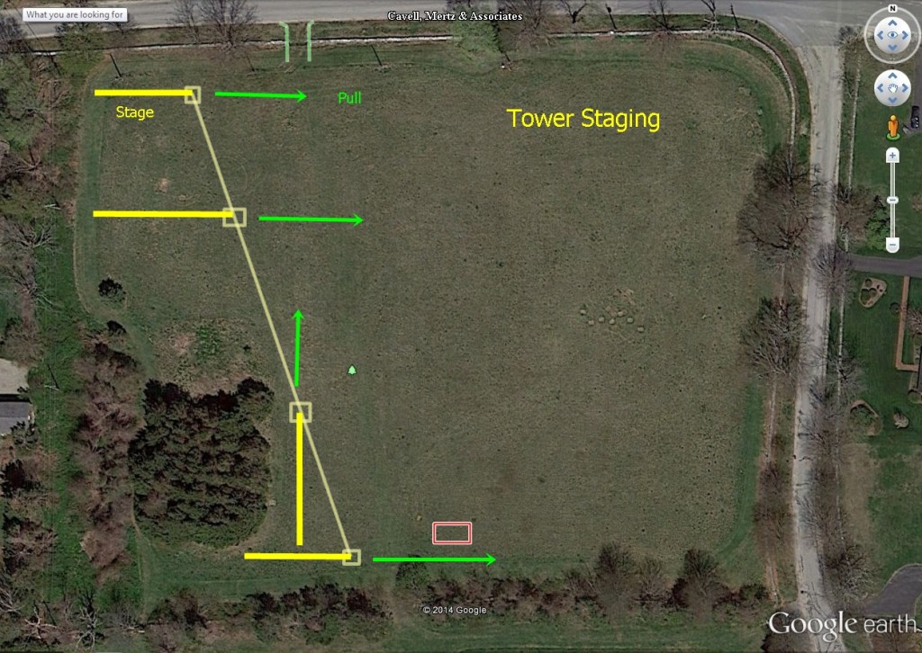 TowerStaging2014