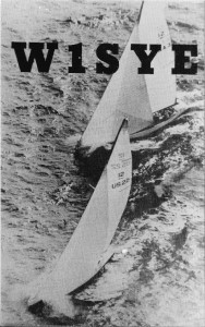 Club Card in use for 1980 during the America's Cup Races