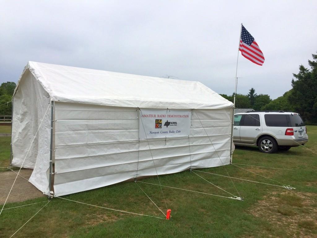 FD 2015 GOTA Tent